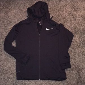Nike Zip-Up Dri-Fit Jacket